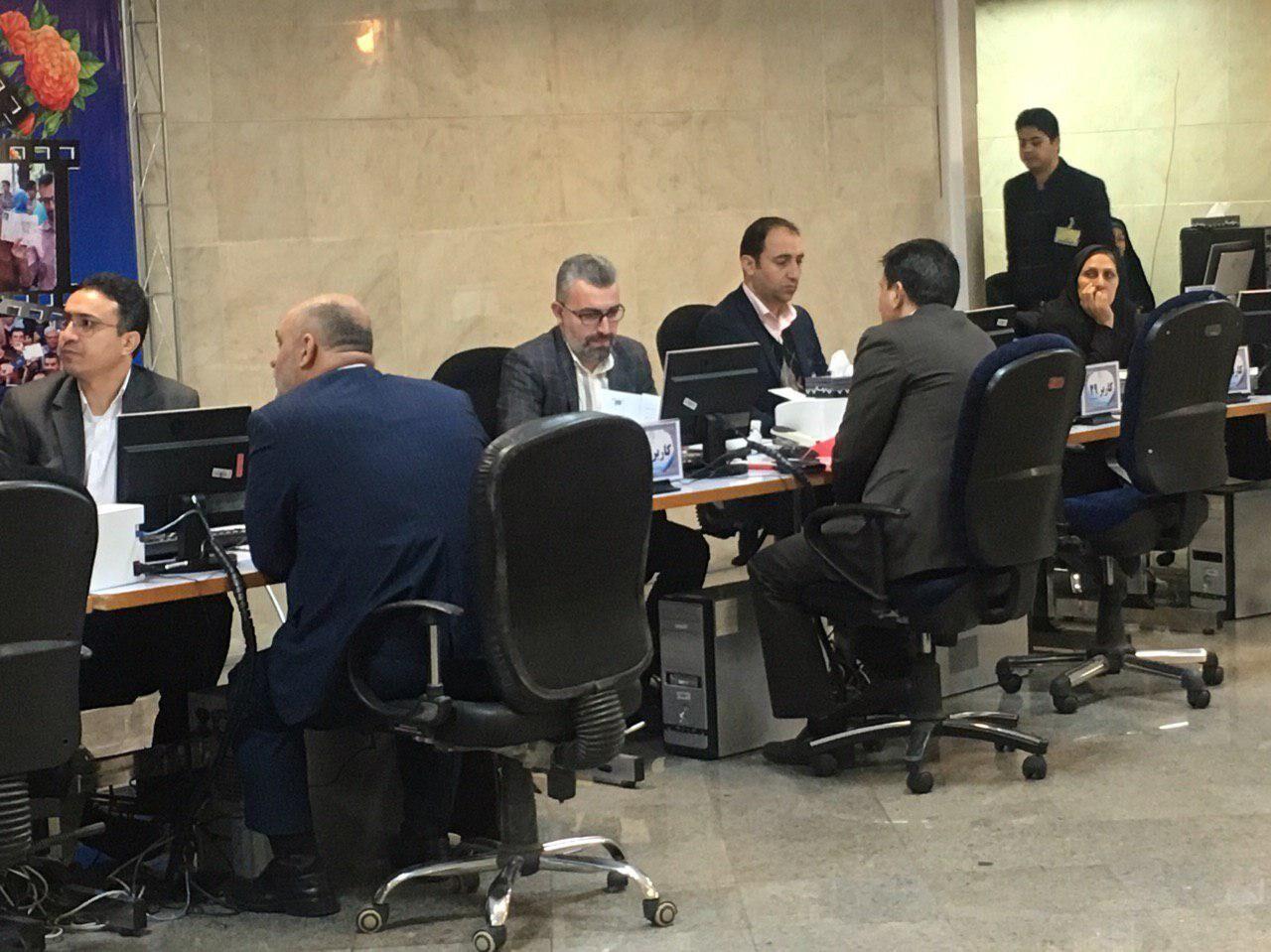 دومین روز نامنویسی از داوطلبان انتخابات مجلس آغاز شد