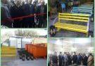 افتتاح یک واحد صنعتی در شهرک صنعتی شوش