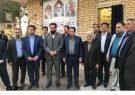 در سفر معاون وزیر تعاون، کار و رفاه اجتماعی به خوزستان انجام شد:  نامگذاری بلوار اصلی شهرک صنعتی شماره ۲ اندیمشک به نام سردار سپهبد شهید قاسم سلیمانی  ب