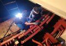 توسط شرکت تعمیرات نیروگاههای برق آبی خوزستان :تعمیر و بازسازی سیم پیچ واحد یک نیروگاه سد شهید عباسپور انجام شد