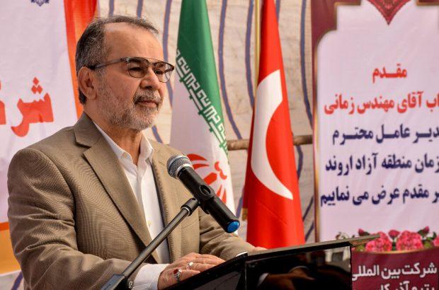 تمکین به قانون واجب است/درخواست تامین ٢٠٠ هزار دوز واکسن برای مردم دو شهر آبادان و خرمشهر به وزارت بهداشت داده و با آن موافقت شده است
