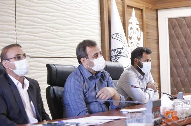شهردار منتخب اهواز خواستار شد: ساماندهی دستفروشان، وانتبارها و مصالحفروشان در شهر اهواز