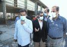 بازدید شهردار منتخب اهواز از سایت دفن پسماند صفیره