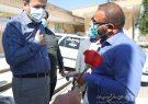 گزارش تصویری دیدار شهردار اهواز با پرسنل و غسالان آرامستان باغ فردوس