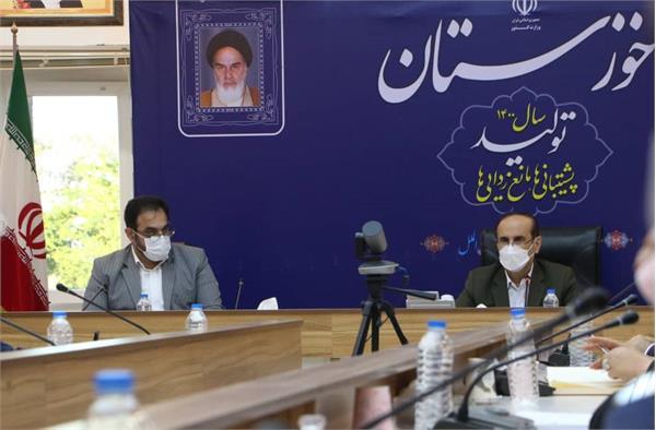 استاندار خوزستان با مدیران و شرکای اجتماعی اداره کل تعاون، کار و رفاه اجتماعی خوزستان دیدار کرد