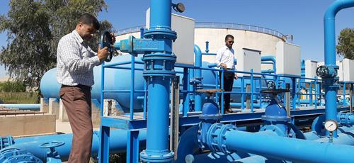 تجهیز تاسیسات آبی بندرماهشهر به سیستم فیلتراسیون مدرن آب