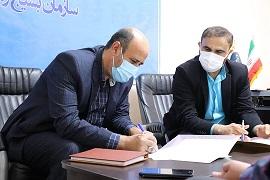 گرهگشایی حقوقی از اصحاب رسانه با امضای تفاهم نامه حقوقی بین دو سازمان بسیج رسانه و بسیج حقوقدانان خوزستان
