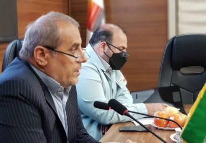 دکتر رضا طاهری رییس هیات مدیره شرکت فولاد خوزستان؛امید داریم با حضور مدیر عامل جدید، فولاد اکسین به مجموعه فولاد خوزستان هم اضافه شود