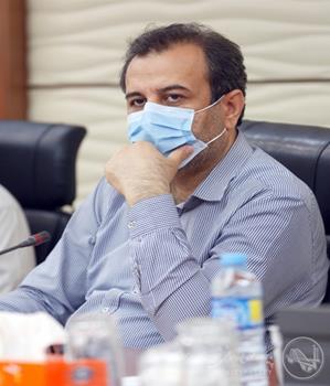 نشست شهردار اهواز با نمایندگان اصناف هسته مرکزی شهر