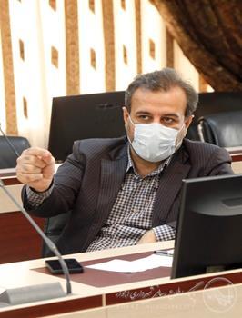 نشست هم اندیشی شهرداری اهواز و دانشگاه شهید چمران برگزار شد