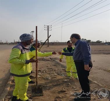 شهردار اهواز: شهر با مشارکت شهروندان ساخته می شود