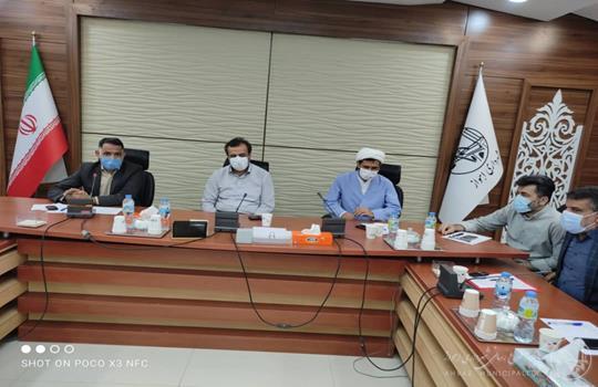 برگزاری اولین جلسه شورای سازمان بسیج شهرداری اهواز با حضور شهردار منتخب اهواز