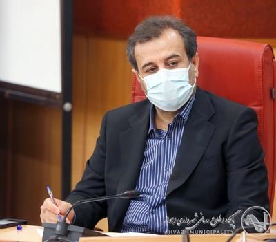 شهردار اهواز درگذشت قاسم آهنین جان را تسلیت گفت
