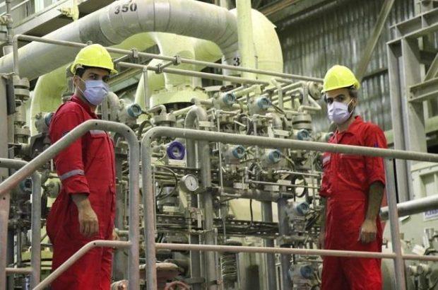 ظرفیت ایستگاه تزریق گاز پارسی ۴۰ درصد افزایش یافت