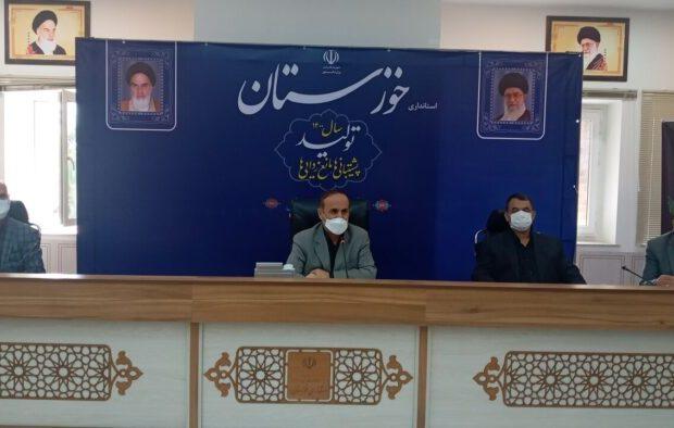 استاندار خوزستان: پاسخگویی سریع به درخواستهای مردمی اولویت دستگاههای اجرایی استان باشد