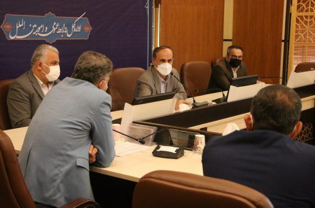 استاندار خوزستان با جمعی از فرهنگیان استان دیدار کرد