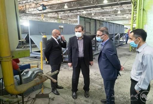 شهردار اهواز خبر داد: راه اندازی کارخانه تفکیک و پردازش پسماند در اهواز با همکاری بخش خصوصی