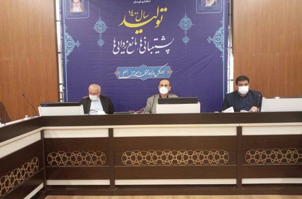 استاندار خوزستان: انتقال آب از سد کارون سه به دهدز با اعتبارات مناطق محروم انجام میشود