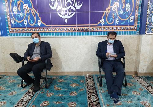 برگزاری نشست مطالبه گری مردم از مسئولان با حضور شهردار اهواز در منطقه ۶