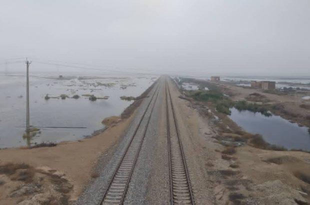اراضی کشاورزی ماهشهر در امان از سیلاب