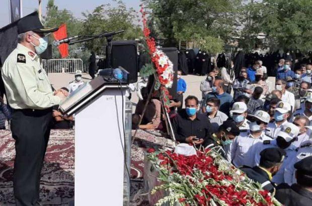 فرمانده انتظامی خوزستان: نیروی انتظامی در تامین امنیت انتخابات درخشید