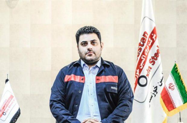 نائب رئیس هیأت مدیره شرکت فولاد اکسین خوزستان صنعت فولاد: بومیسازی تنها مسیر تحقق افق چشمانداز ۱۴۰۴ صنعت فولاد است