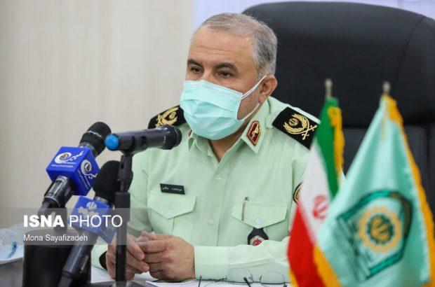 خوزستان، دهمین استان جرمخیز کشور / شناسایی ۲۱ باند سرقت مسلحانه