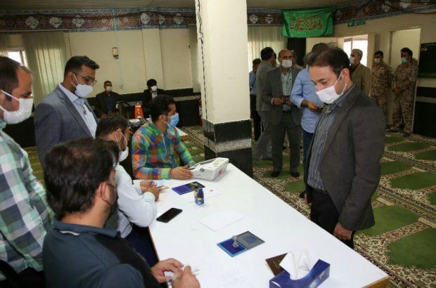 تقدیر مدیر عامل کشت و صنعت سلمان فارسی از حماسه سازی جامعه کارگری همگام با سایر هم وطنان