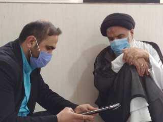 دیدار مسئول بسیج رسانه خوزستان با نماینده ولی فقیه در خوزستان