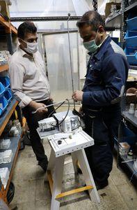 دستگاه اتصال حرارتی اورینگ توسط، سد و نیروگاه کارون۳ ساخته شد