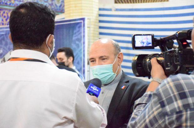 گزارش تصویری انتخابات ١۴٠٠ در مسجد جامع شهرستان خرمشهر