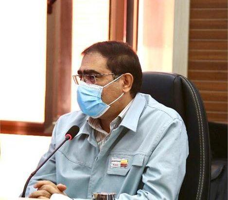 راه اندازی مرکز واکسیناسیون کرونا در شرکت فولاد خوزستان