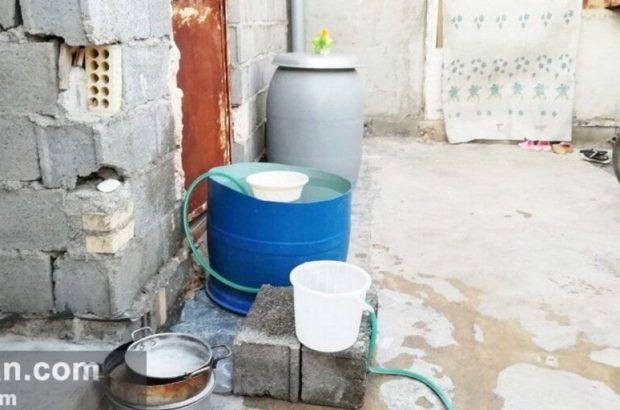 مردم شهرک طالقانی ماهشهر: روزی یک ساعت آب داریم