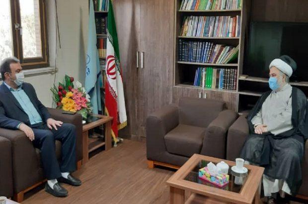 آمادگی دستگاه قضایی خوزستان برای همکاری با دانشگاه علوم پزشکی