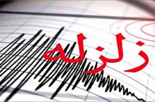 زمین لرزه ۴.۳ ریشتری جایزان در خوزستان را لرزاند