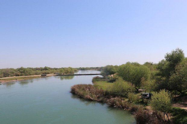 رودخانه کرخه نور با آب زنده شد/ صدای آب، موسیقی دل انگیز رودخانهها