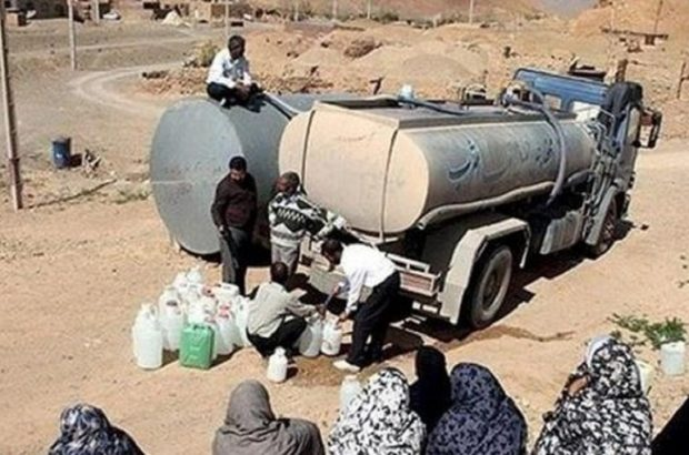 بسیج سازندگی برای آبرسانی به روستاها آستین همت بالا زد