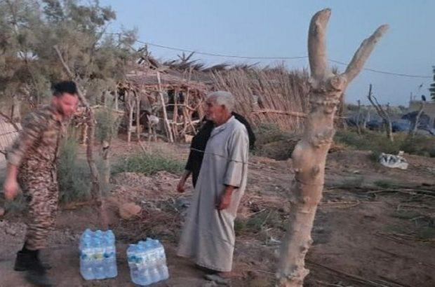 ساماندهی ۸۰۰ گروه جهادی برای رفع تنشهای آبی خوزستان