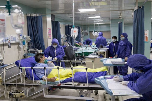 نیمی از ظرفیت تخت های بیمارستان امیرالمومنین (ع) اهواز تکمیل شد