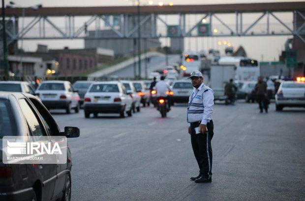 رییس پلیس راهور خوزستان: محدودیت های ترافیکی تردد مجددا در خوزستان اعمال می شود