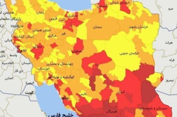 شوش تک شهرستان قرمز خوزستان