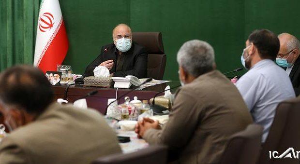 نمایندگان خوزستان در دیدار با رئیس مجلس چه گفتند؟