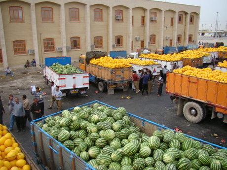 صادرات و واردات محصولات کشاورزی خوزستان در سه ماهه امسال