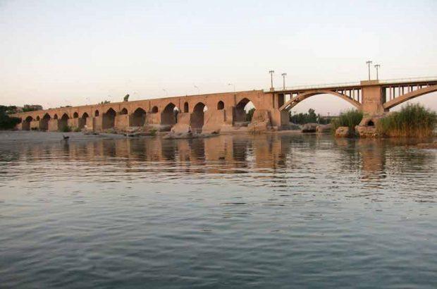پل قدیم دزفول مرمت می شود