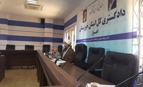 معاون پیشگیری از وقوع جرم و آسیب های اجتماعی دادگستری خوزستان تاکید کرد: ضرورت شناسایی املاک دولتی در استان
