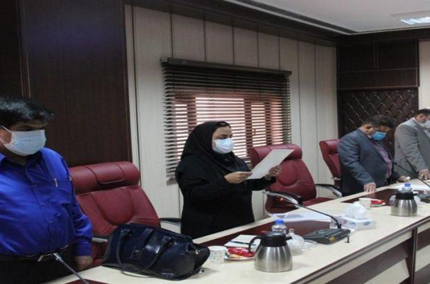 مراسم تحلیف مترجمین رسمی دادگستری خوزستان برگزار شد