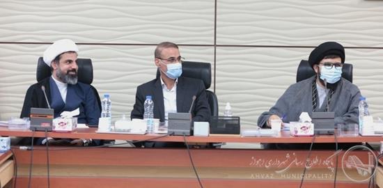 قائم مقام شهردار اهواز: برنامه های ویژه ای به مناسبت عید غدیر در سطح اهواز اجرا می شود
