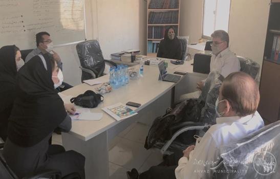برگزاری نخستین کارگروه شهریادگیرنده شهرداری اهواز
