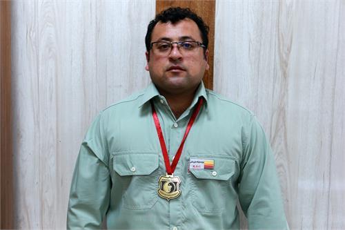 ورزشکار فولادخوزستان قهرمان مسابقات چندجانبهی بین المللی هنرهای رزمی شد