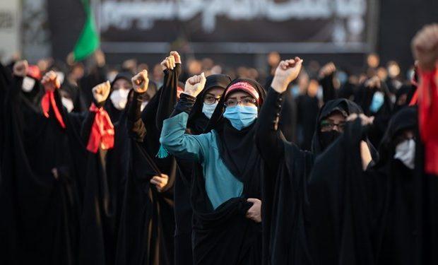 مراسم عزاداری های محرم در مکان روباز و با رعایت ضوابط بهداشتی برگزار میشود